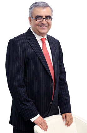 <p>Premal Madhavji, Head of Equities of BESI in India</p>