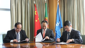 Haitong Bank signed a MoU with HPCI and HH